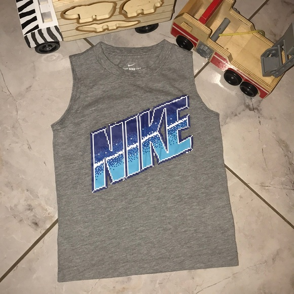 Nike Other - Kids Sz 5T Nike Sleeveless Dri Fit Top